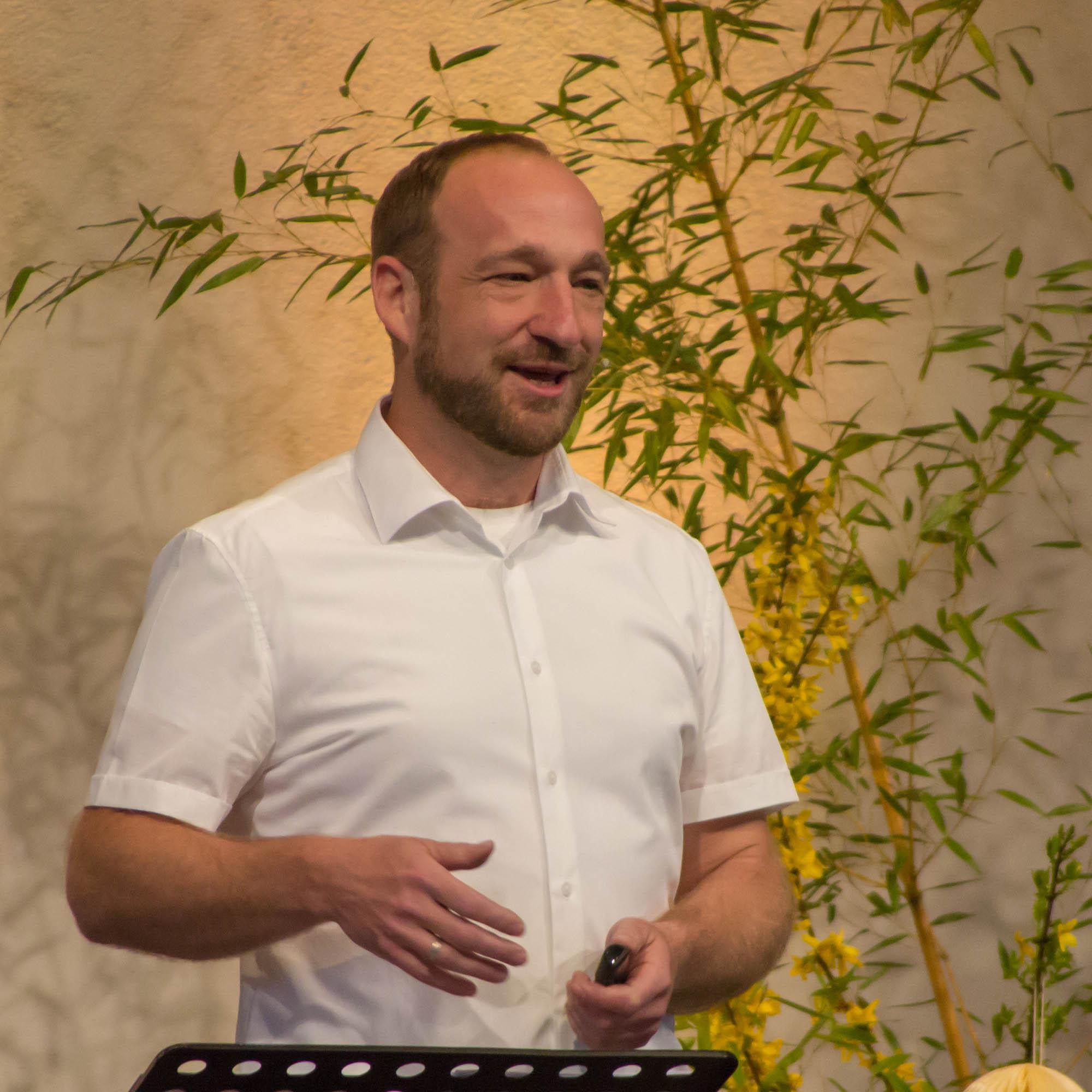 Daniel Plessing, Paster der Kirche Lindenwiese